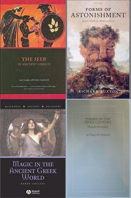 richard buxton greek mythology pdf